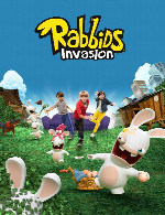 حمله خرگوشها 41Rabbids Invasion 41