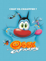 اوگی و سوسک هاOggy And The Cockroaches - The Movie