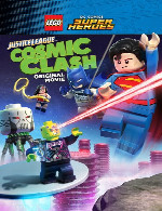 لگو - ابر قهرمان هاLego DC Comics Super Heroes: Justice League - Cosmic Clash