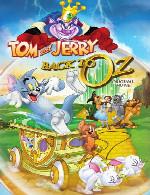 تام و جری - بازگشت به اوزTom and Jerry - Back to Oz
