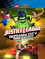 ابرقهرمانان لگو - عدالت جویانLego DC Comics Superheroes: Justice League - Gotham City Breakout
