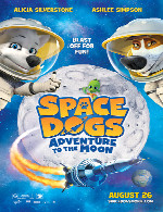 سگهای فضانورد - ماجراجویی در ماهSpace Dogs Adventure to the Moon
