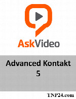 آموزش kontaktAskVideo Advanced Kontakt 5