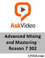 آموزش میکس و مسترینگ در رم افزار Reason 7AskVideo Advanced Mixing and Mastering - Reason 7 302