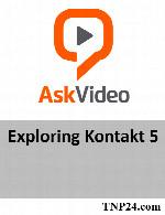آموزش نرم افزار KontaktAskVideo Exploring Kontakt 5