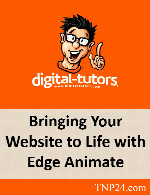 آموزشی طراحی یک وب سایت responsive در نرم افزارEdge AnimateDigital Tutors Bringing Your Website to Life with Edge Animate
