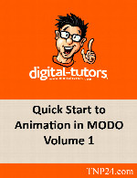 آموزش انیمیشین سازی MODO 1Digital Tutors Quick Start to Animation in MODO Volume 1