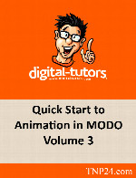 آموزش انیمیشین سازی MODO3Digital Tutors Quick Start to Animation in MODO Volume 3
