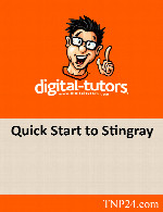 آموزش نرم افزار StingrayDigital Tutors Quick Start to Stingray