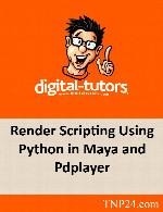آموزش نحوه کدنویسی تنظیمات رندر پروژه ها به کمک پیتونDigital Tutors Render Scripting Using Python in Maya and Pdplayer