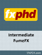 آموزش نحوه کار با پلاگین قدرتمند Fume FXFxPhd Intermediate FumeFX