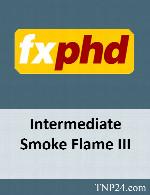 آموزش استفاده از امکانات نورپردازی ، رندر و ایجاد کردن بافت هاFxPhd Intermediate Smoke Flame III