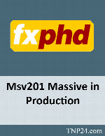 آموزش Massive 201FxPhd Msv201 Massive in Production