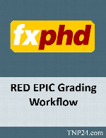 آموزش کار با دوربین EpicFxPhd RED EPIC Grading Workflow