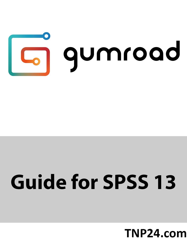 آموزش SPSS 13Guide for SPSS 13