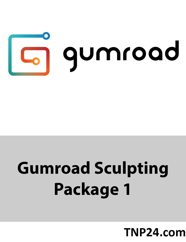 آموزش نحوه طراحی 3 موجود Biomech، Cthulhu و KaijuLarvaeGumroad Sculpting Package 1