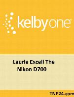 آموزش کار با دوربین عکاسی و فیلمبرداری Nikon.D700Laurie Excell The Nikon D700