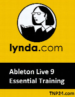 آموزش Ableton LiveLynda Ableton Live 9 Essential Training