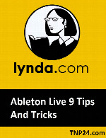 آموزش ابلتون لایوLynda Ableton Live 9 Tips And Tricks