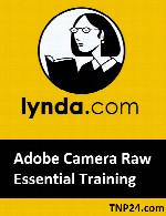 آموزش ادوبی کمرا راوLynda Adobe Camera Raw Essential Training