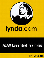 آموزش AjaxLynda AJAX Essential Training