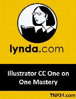 آموزش کامل نرم افزار Adobe Illustrator CCLynda Illustrator CC One on One Mastery