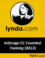 آموزش ایندیزاینLynda InDesign CC Essential Training (2013)