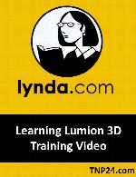 آموزشی lightroomLynda Learning Lumion 3D Training Video