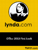 آموزش Office 2013Lynda Office 2013 First Look