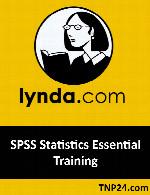 آموزش SPSSLynda SPSS Statistics Essential Training
