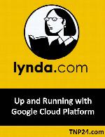 آموزش استفاده از سرویسهای گوگلLynda Up and Running with Google Cloud Platform
