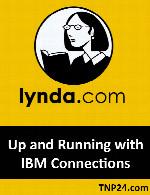 آموزش IBM ConnectionsLynda Up and Running with IBM Connections