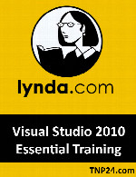 آموزش نرم افزار Visual Studio 2010Lynda Visual Studio 2010 Essential Training