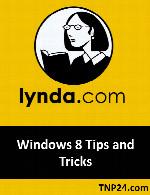 آموزش ترفند های ویندوز 8Lynda Windows 8 Tips and Tricks