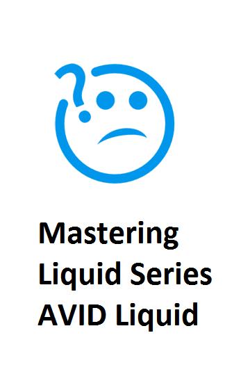 آموزش Avid liquid / Mastering Liquid Series AVID Liquid