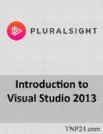 اینترو داکشن تو ویژوال استدیوPluralsight Introduction to Visual Studio 2013