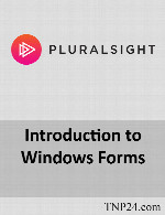 آموزش Windows FormsPluralsight Introduction to Windows Forms