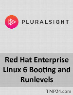آموزش ردهت انترپرایز لینوکسPluralsight Red Hat Enterprise Linux 6 Booting and Runlevels