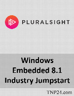 آموزش نگارش جدید سیستم عامل  Windows Embedded 8.1Pluralsight Windows Embedded 8.1 Industry Jumpstart