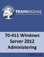 آموزش تمامی مباحث مدیریت ویندوز سرور 2012TrainSignal 70-411 Windows Server 2012 Administering