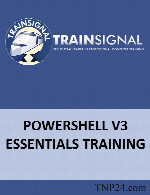 آموزش Windows PowerShellTrainSignal POWERSHELL V3 ESSENTIALS TRAINING