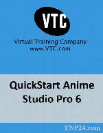 آموزش نرم افزار Anime StudioVTC QuickStart Anime Studio Pro 6