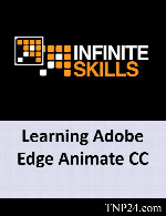 آموزش Adobe Edge AnimateInfiniteSkills Learning Adobe Edge Animate CC