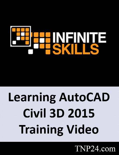 آموزش AutoCAD Civil / InfiniteSkills Learning AutoCAD Civil 3D 2015 Training Video