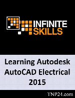 آموزش اُتوکد الکتریکالInfiniteSkills Learning Autodesk AutoCAD Electrical 2015