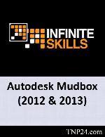آموزش ابزارها ، امکانات و قابلیت های ارائه شده در نرم افزار MudboxInfiniteSkills Learning Autodesk Mudbox (2012 & 2013)