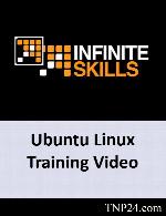 آموزش دانش لازم برای تبدیل سیستم عامل اوبونتو لینوکس به یک ابزار کار مفیدInfiniteSkills Learning Ubuntu Linux Training Video