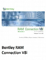Bentley RAM Connection V8i SS6 10.00.00.129