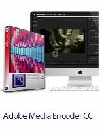 ادوبی مدیا انکودرAdobe Media Encoder CC 2017 (11.0) MAC OSX