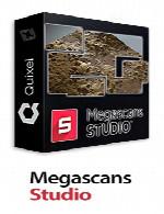 Quixel Megascans Studio v0.912